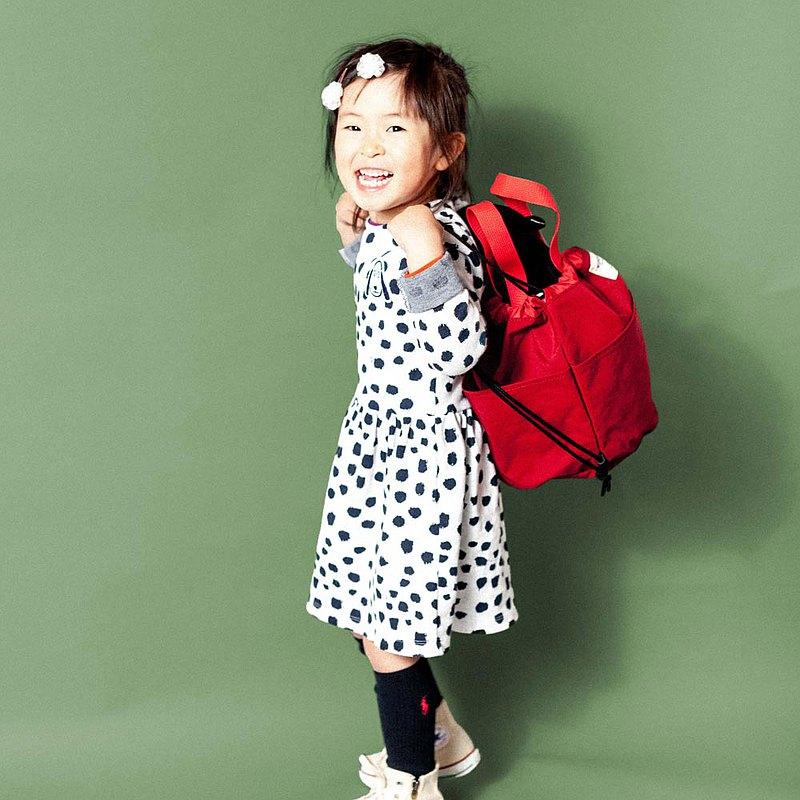 日系輕巧防潑水兩用手拿/後背包Made in Japan by Wonder Baggage