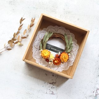 Everlasting Flower / Tanabata / Dry Flower Wreath / Gift Bouquet / Dry Flower Bouquet / Valentine's Day Gift / Wreath