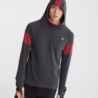 MEN'S THOT TECH CTN HOODIE / GREY