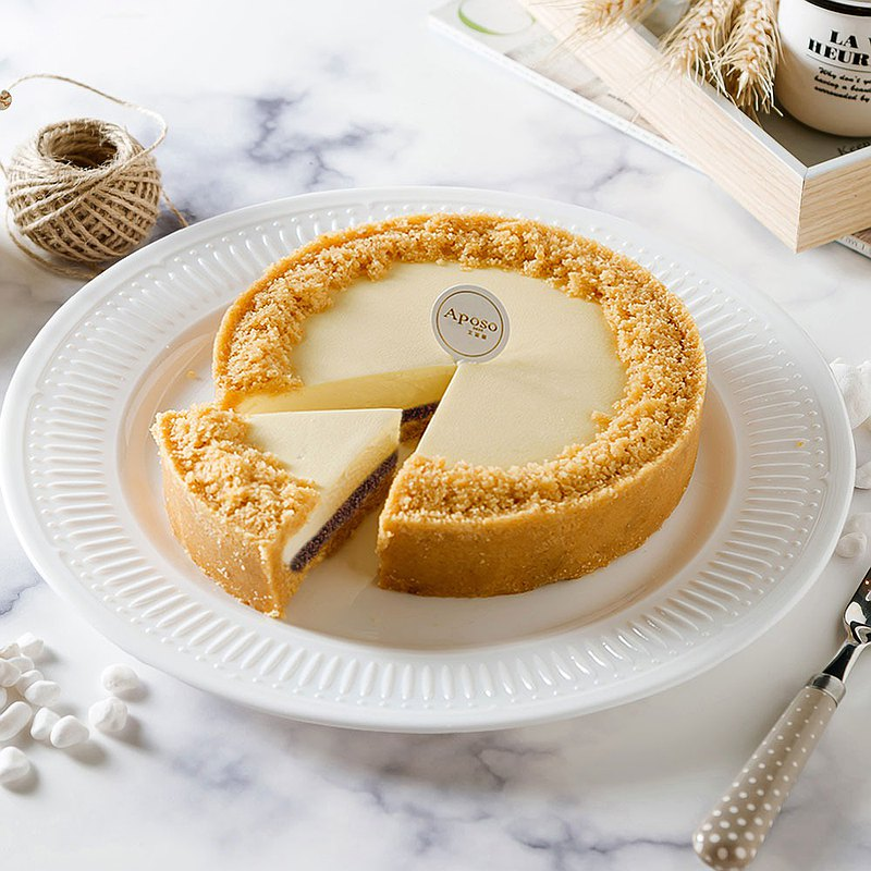 艾波索【榛果巧克力乳酪6吋】蘋果日報蛋糕評比冠軍