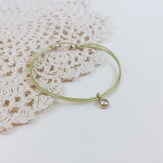 Charlene💕 traction bracelet 💕 - jewelry size only S, this page S + light green thin line