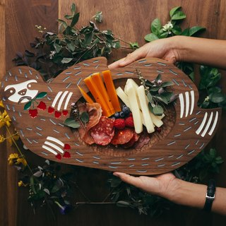 SLOTH fruit tray (Red Berries)
