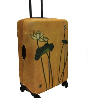 Changyu Luggage Case - M/L (Lotus)