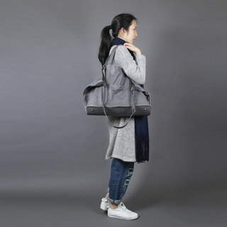 Passion tote gray hand / shoulder / hatchback