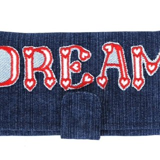 Wildest Dream Denim Wallet