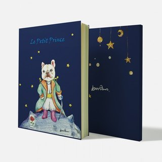 A5 big notebook - Little Prince