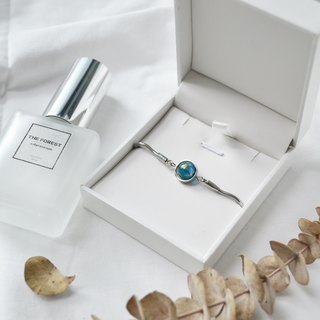 Christmas Gift Pack earth bracelet with perfume