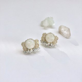 Ore Earrings 1.
