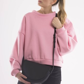 WAVE crossbody bag black