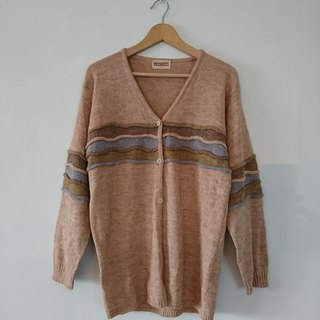 [Sunrise] vintage - wool sweaters. coat