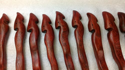 Shaped rosewood with Bob (Phoenix)