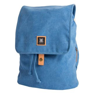 Cruise II Canvas Backpack-Blue