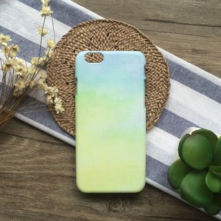 Dawn Colud. Matte Case( iPhone, HTC, Samsung, Sony, LG, OPPO)