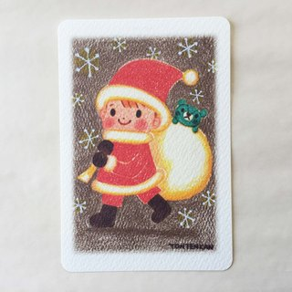 Children's Santa post card no.116