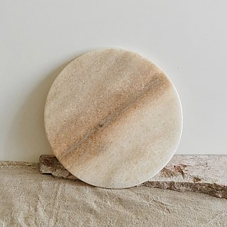 [Forest fruit trees color] disc marble disc home decoration