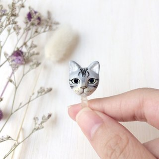 Cat phone plug, dust plug, phone accessories, phone decoration
