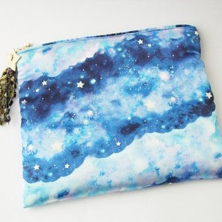 hoshizora clutch with tassel of meteor