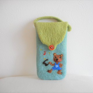 Hanging bear case
