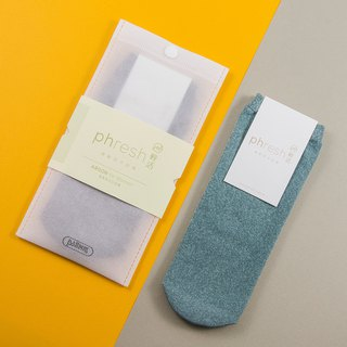 Argon Argon - Warm and Warm Women's Socks - Uranium Grey