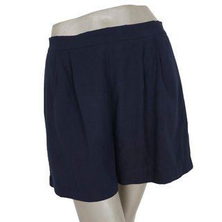 Resort shorts <navy>