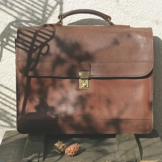 Leather bag _B043