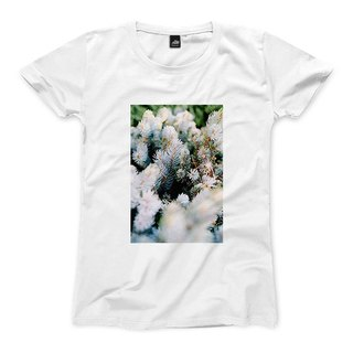 Plants - White - Women's T-Shirt