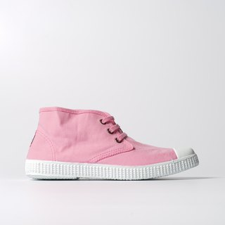 Spanish canvas shoes Chukka boots pink scented shoes 60997 69