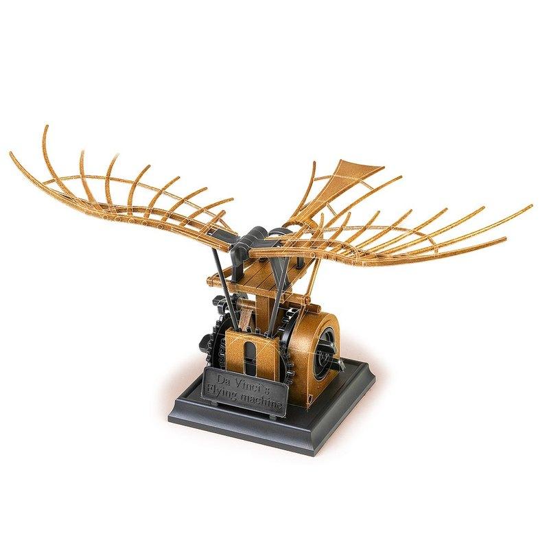 收藏達文西 - 飛行機器