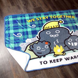 "Dustykid Blanket ""Stay Together"""