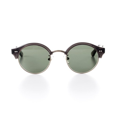 ALFIE CHARCOAL - SUNGLASSES