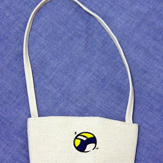 Volleyball drink bag
