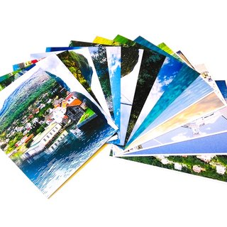 Photographic Postcard Set: Norway In Summer (15pcs)