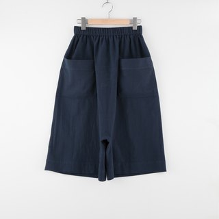 i'm handmade cotton low crotch material Culottes