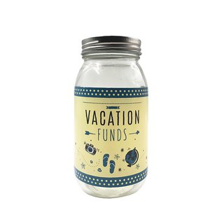 Wishing Jar - Vacation Fund