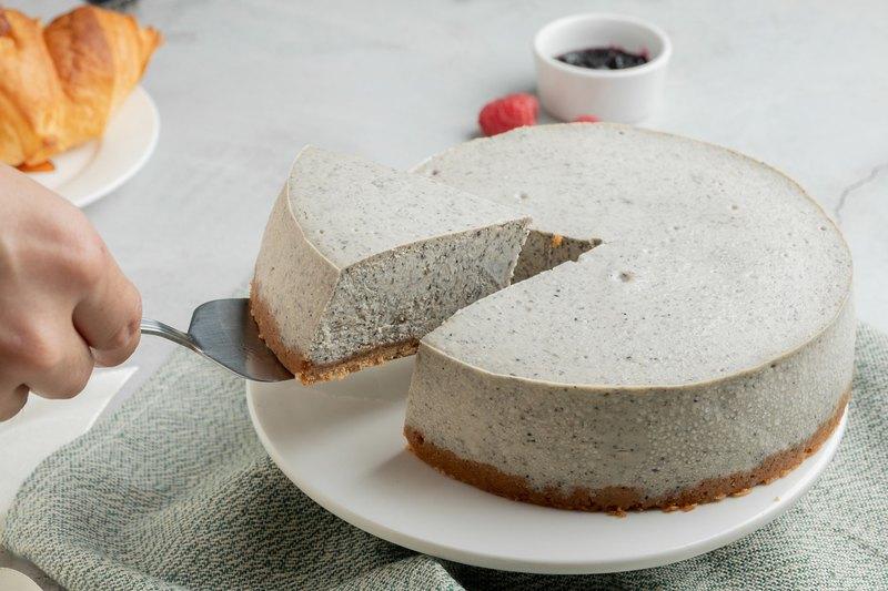 濃芝麻乳酪蛋糕