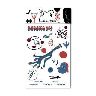 Wildlife 3 - Waterproof Sticker Combination