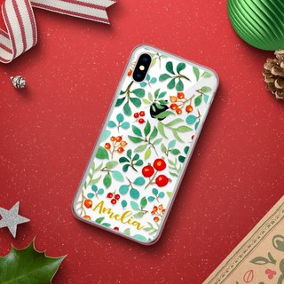 iPhone X TPU Dual Layer  Bumper Phone Case Customized
