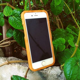 Bamboo Case with grasp for iPhone 6/6s