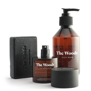 The Woods 三件組 by Brooklyn Soap Company