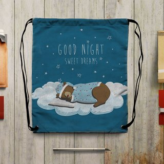 [Good night] After the beam port backpack AA1-1-OGDS1