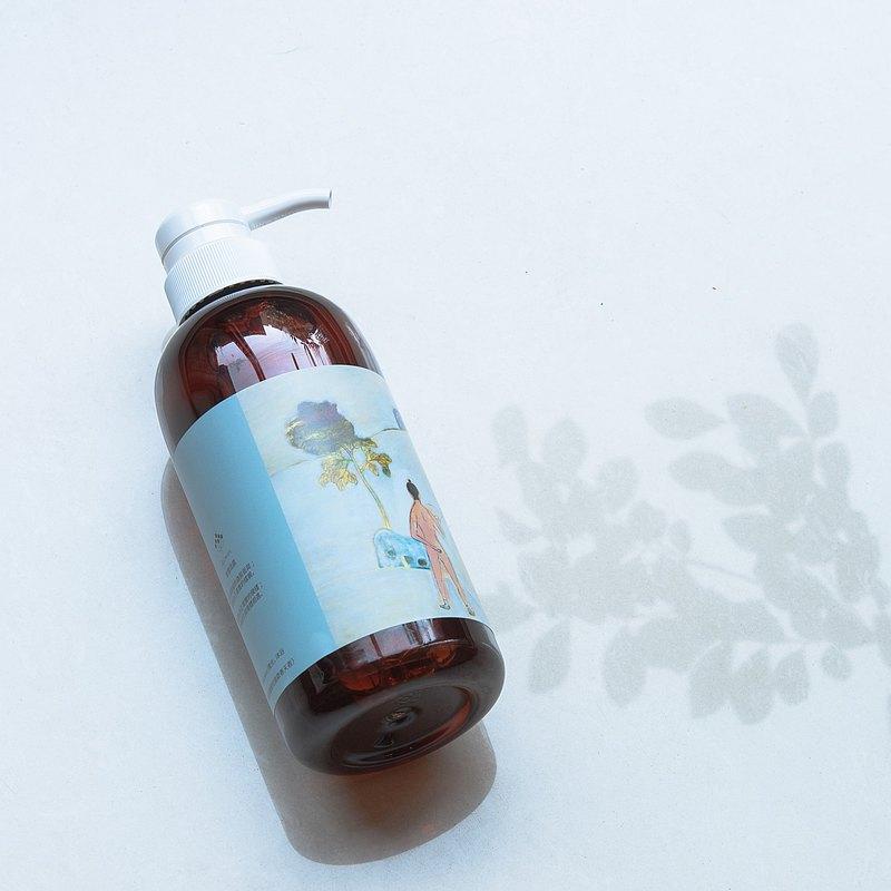 100%精油調香-微光。沐浴Shower (500ml)