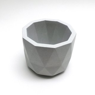 Lingge round cement basin