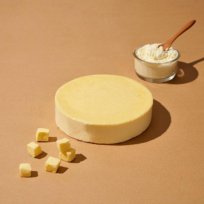【1%bakery】真的很濃乳香乳酪蛋糕6吋