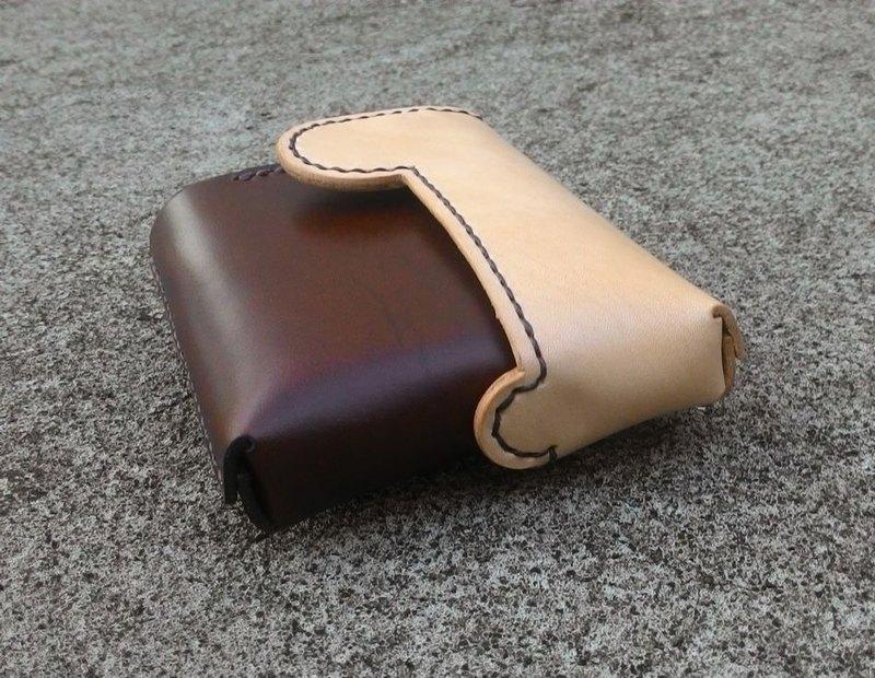 掌中-旋蓋式錢包/短夾