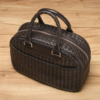 STORYLEATHER made Style 6186 woven bag