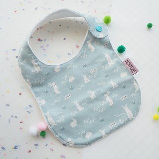 Green Rabbit Handmade Bib Box Set