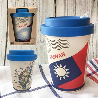 JB Design-Taiwan Sky Double Ceramic Cup