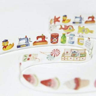 & Cabinet decoration tape - Vintage Goods
