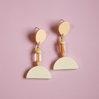 Lemon Tart Earrings