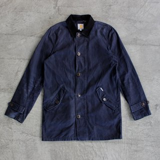 Carhartt four-pocket tooling coat made in the USA